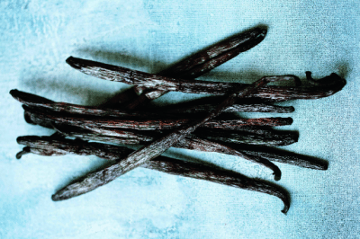 vanilla pods flower food health