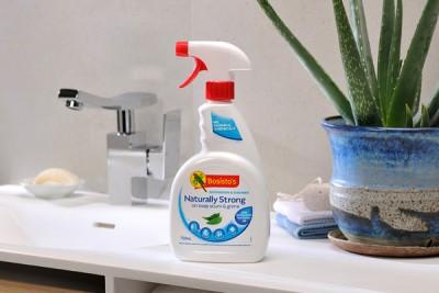 bathroom & shower cleaner