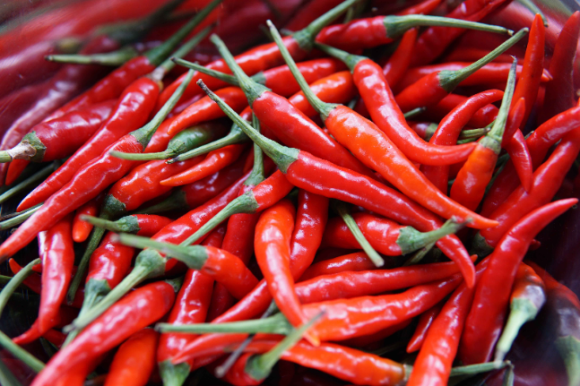 chilli herbs: herbal help