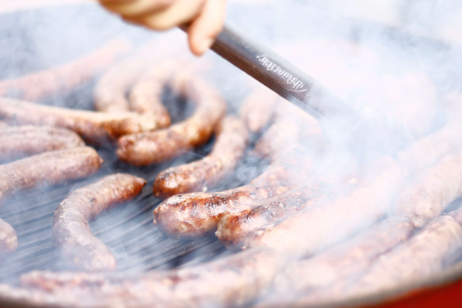 sausage makers create sausage meat protein food health bbq