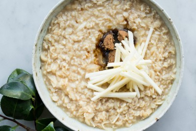 pink-lady-and-miso-porridge