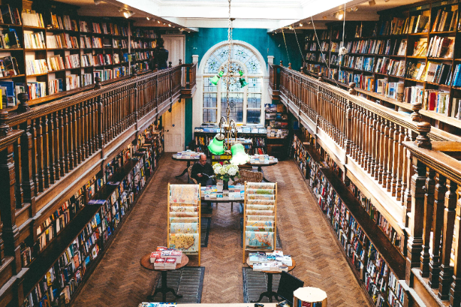 8 inspiring libraries to see before you die