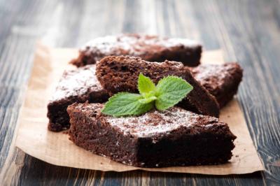 Brownies Sponsor Recipes Nirvana Organics Stevia