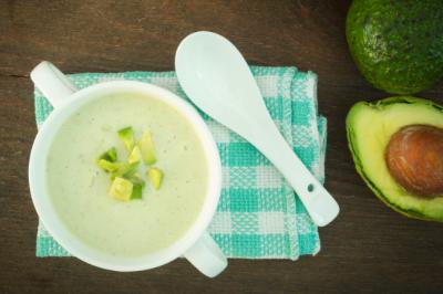 Avocado Soup Sponsor Recipes Spiral Foods