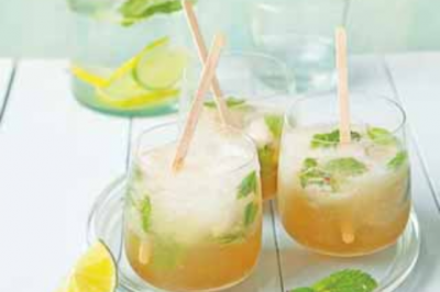 Credit: Sponsor Recipes Magimix Virgin Mojito