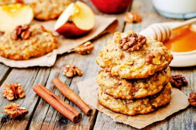 Mellow Whey Apple Cinnamon Cookies Pro-Matrix Sponsor Recipes