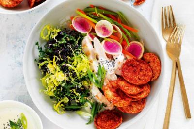 Crunchy Nourish Bowl Sponsor Recipes Cobs