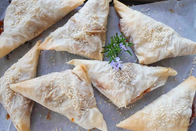 Vegetarian Samosas Recipe