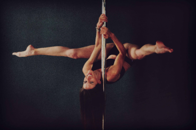 Think you're too old to try pole dancing? Think again