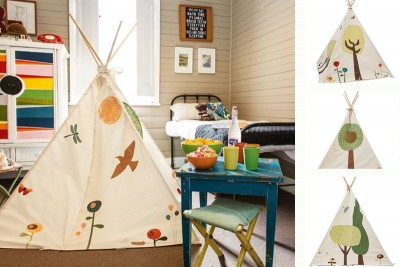 My Treehouse Teepee