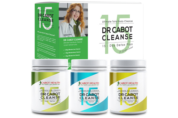 Dr Cabot Cleanse 32255