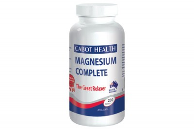 Magnesium Complete 200 Tablets 32041