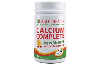 Calcium Complete 120 Tablets 32053