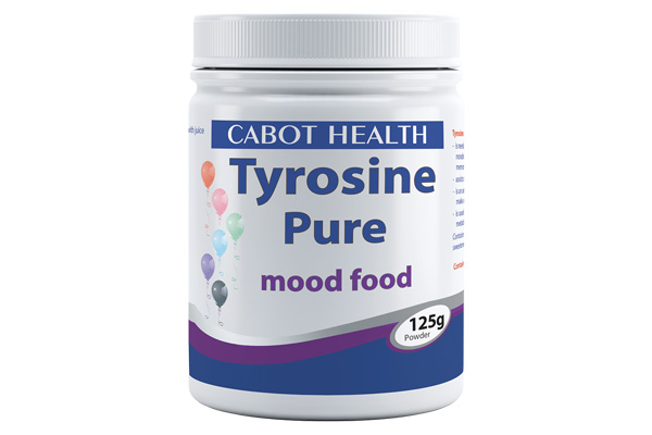Tyrosine Pure Mood Food 125g 32221