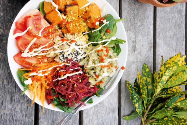 Tuna and Sauerkraut Nourish Bowl Recipe