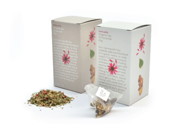 A Q&A with Emma Watson, co-founder of Love Tea
