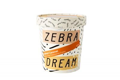 Zebra Salted Caramel