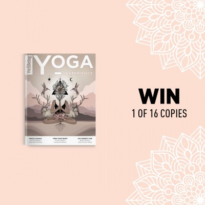 WIN 1 of 16 copies of the 2018 WellBeing Yoga Experience!