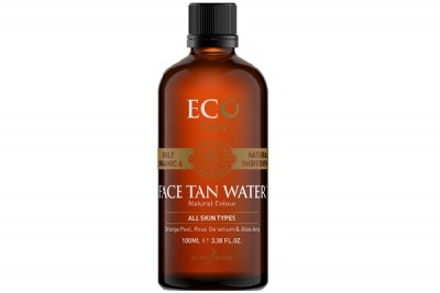 Eco Tan Face Tan Water Wellbeing Transparent