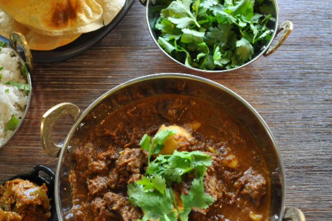 Gluten-free Healthy and Cheap Spiced Beef Curry Recipe