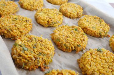 Healthy, Gluten-free and Vegan Earth Patties Recipe