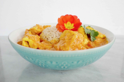 Healthy and Gluten-free Butter Chicken Recipe the whole family will love
