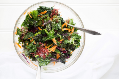 5 delicious and nutritious seaweed recipes by wholefood chef Pete Evans
