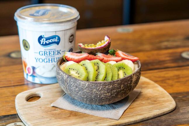 Acai Yoghurt Bowl