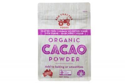 Organic Cacao 600x400