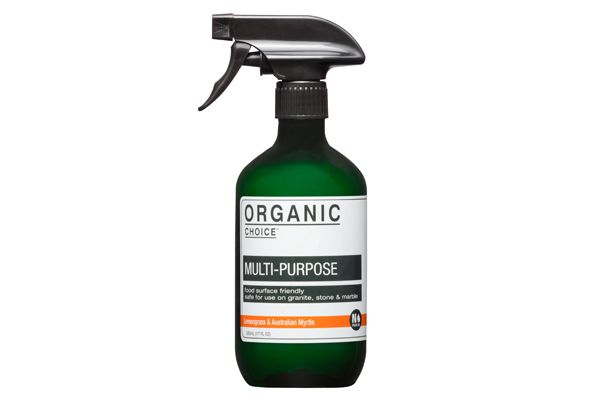 Multi Purpose Cleaning Spray (lemongrass & Australian Myrtle)