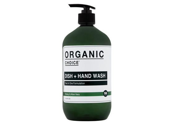 Dish + Hand Wash Two In One Formulation (honey & Aloe Vera)