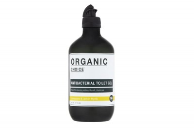 Antibacterial Toilet Gel (lemongrass & Lemon Myrtle)