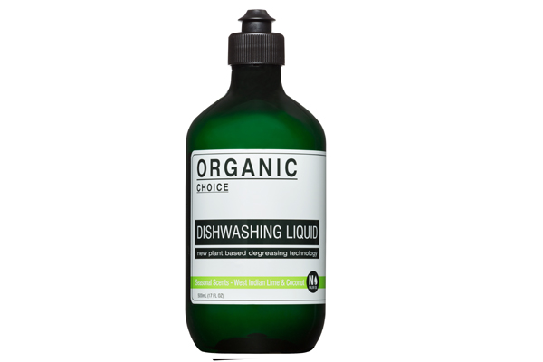 Dishwashing Liquid (west Indian Lime & Coconut)
