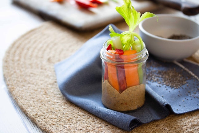 Healthy and Delicious Gluten-Free Nut Butter Jars Recipe