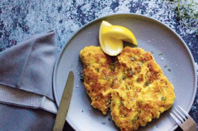 Gluten-free and Healthy Chicken Schnitzel Recipe