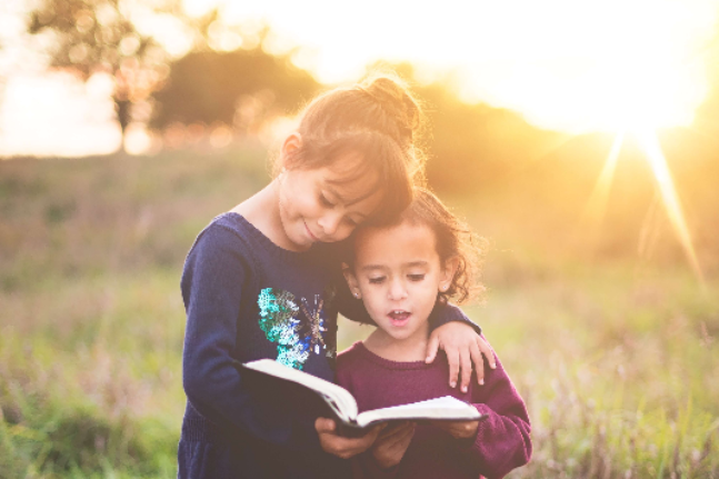 How reading with your kids can boost their wellbeing and yours
