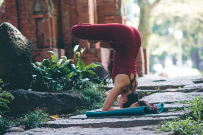How to embrace yoga inversions with confidence and ease