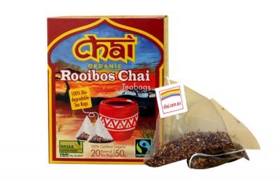 Rooibos Chai Teabags