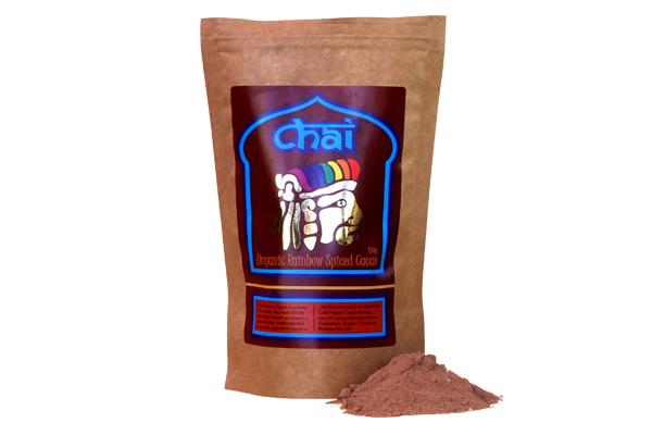 Organic Rainbow Spiced Cacao