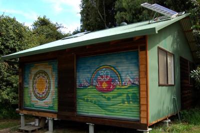 rainbow chai cabin