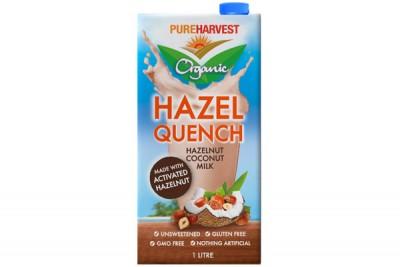 pureharvest hazel quench