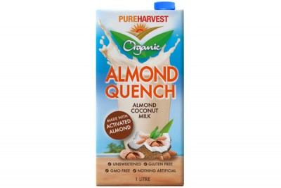 pureharvest almond quench