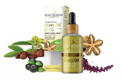 Eco By Sonya Glory Oil With Ingredients