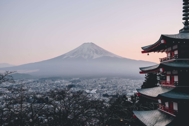 How one WellBeing reader found wisdom in the unexpected in Japan