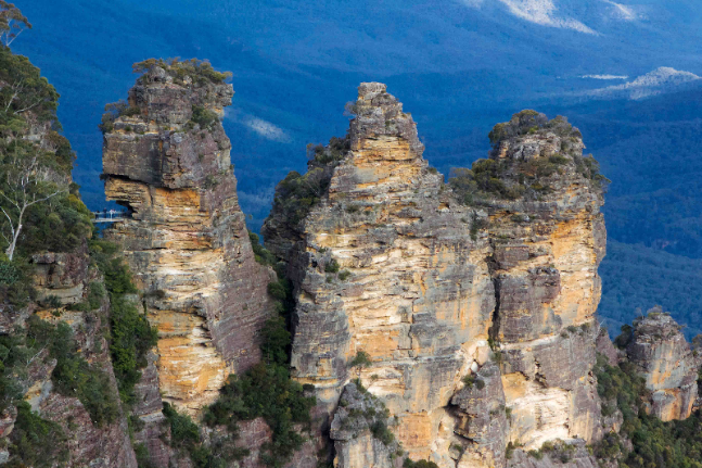 We discover unexpected gems in World Heritage-listed Blue Mountains