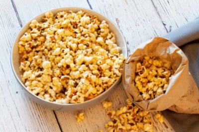 Timut Pepper and Smoked Paprika Popcorn Recipe