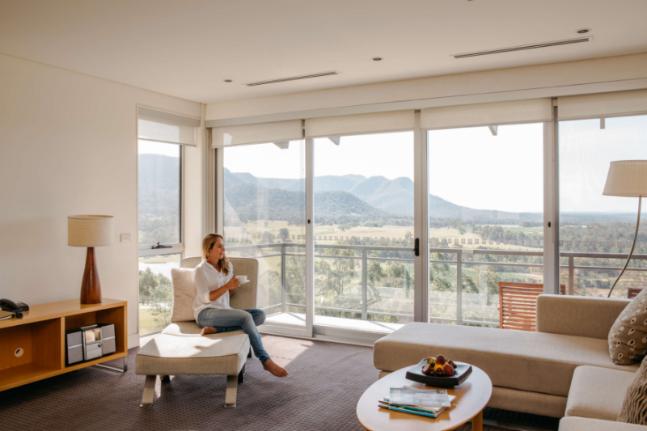Discover Golden Door Elysia Health Retreat & Spa in NSW