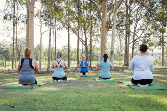 Discover Beautiful and Relaxing Nu Leaf Retreat in NSW