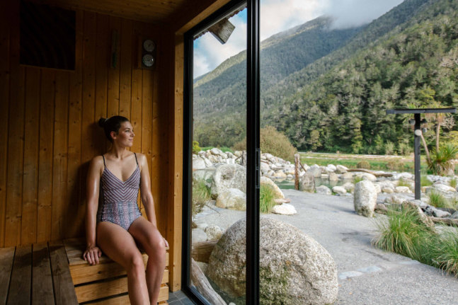 Discover Beautiful Maruia Hot Springs in New Zealand