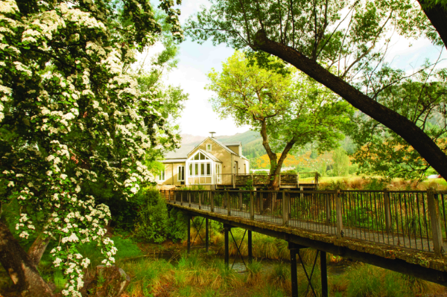 Discover Beautuiful Millbrook Resort in New Zealand